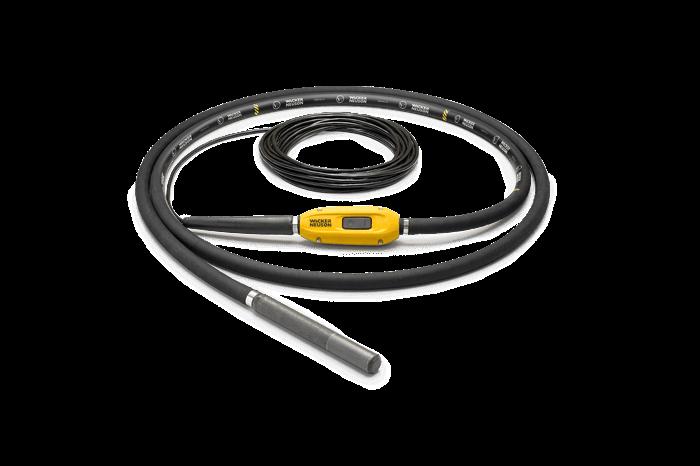 Высокочастотный погружной вибратор IE 38/42/5/15 Wacker Neuson 5100010553 - фото 4483