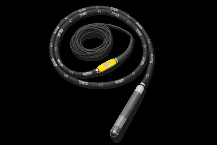 Высокочастотный погружной вибратор IREN 38 Wacker Neuson 5000007895 - фото 4614