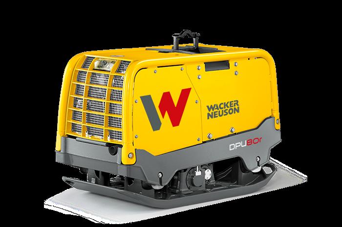 Виброплита DPU 80 r-Lem 670  Wacker Neuson 5100024698-1 - фото 4862