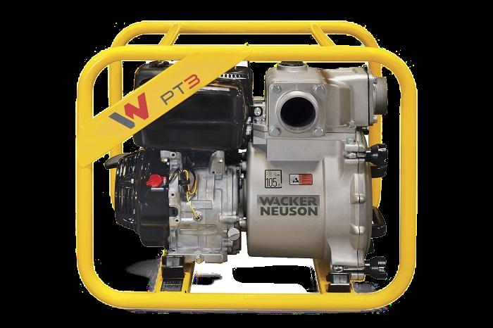 Мотопомпа PT 3H Wacker Neuson 5000009103 - фото 5003