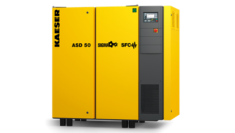 Компрессор ASD 60 Kaeser Kompressoren - фото 6565