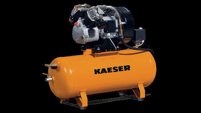 Поршневой компрессор EUROCOMP EPC 150-2-100-F Kaeser Kompressoren - фото 6582