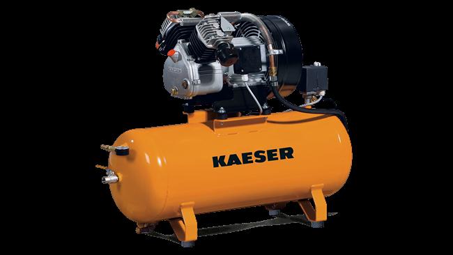 Поршневой компрессор EUROCOMP EPC 1000-2-500 Kaeser Kompressoren - фото 6587