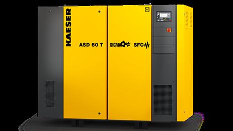 Компрессор ASD 50 T SFC Kaeser Kompressoren - фото 6744