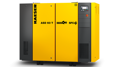 Компрессор ASD 60 T SFC Kaeser Kompressoren - фото 6745