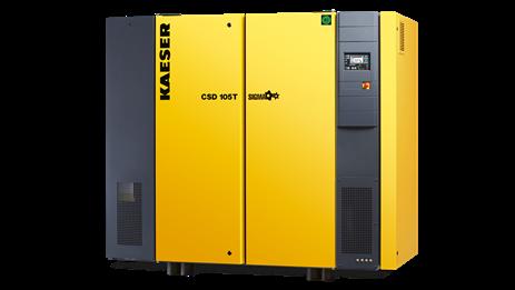 Компрессор CSDX 165 T SFC Kaeser Kompressoren - фото 6754