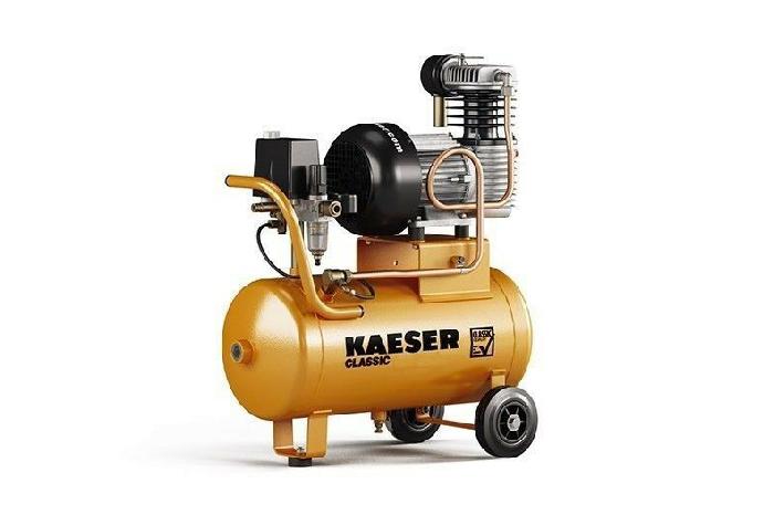 Поршневой компрессор CLASSIC 210/25 W Kaeser Kompressoren - фото 6766
