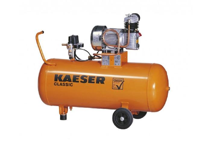 Поршневой компрессор CLASSIC 320/90 W Kaeser Kompressoren - фото 6775
