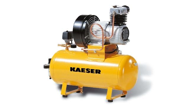Поршневой компрессор KCT 110-25 Kaeser Kompressoren - фото 6806