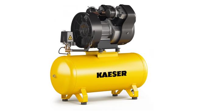 Поршневой компрессор KCT 550-100 Kaeser Kompressoren - фото 6916