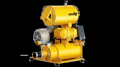Роторный воздуходувный агрегат HB 1600 PI Kaeser Kompressoren - фото 6949