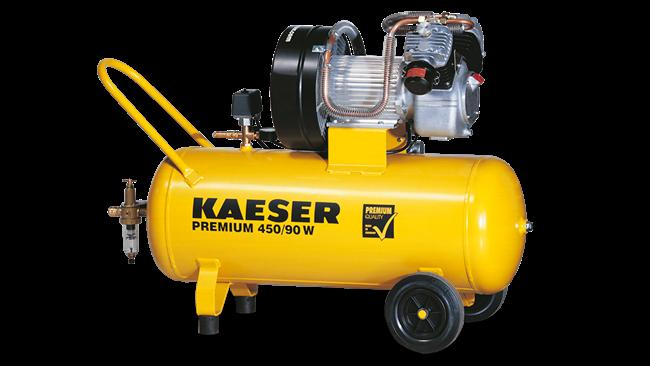 Поршневой компрессор PREMIUM 250/24 D Kaeser Kompressoren - фото 6981
