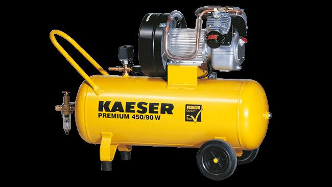Поршневой компрессор PREMIUM 450/90 W Kaeser Kompressoren - фото 6992