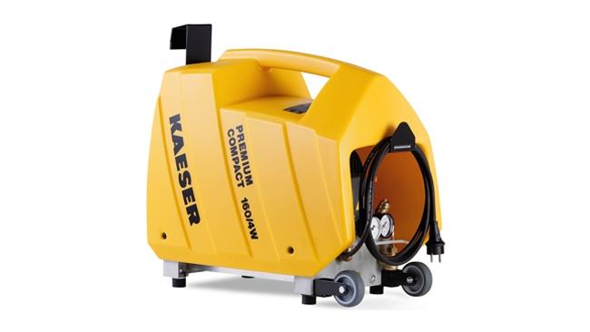 Поршневой компрессор PREMIUM COMPACT 250/4 W Kaeser Kompressoren - фото 7002