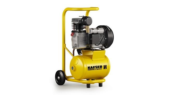 Поршневой компрессор PREMIUM SILENT S 130/10 W Kaeser Kompressoren - фото 7010