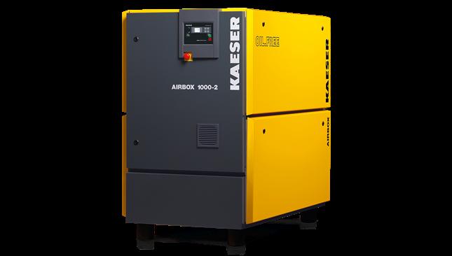 Поршневой компрессор AIRBOX 550 Kaeser Kompressoren - фото 7023