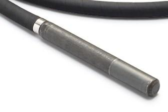 Высокочастотный погружной вибратор IE 38/42/5/15 Wacker Neuson 5100010553 - фото 4484