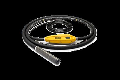 Высокочастотный погружной вибратор IEC 58/230/5/15 Wacker Neuson 5100010549 - фото 4589