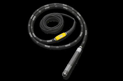 Высокочастотный погружной вибратор IREN 45 Wacker Neuson 5000007896 - фото 4619