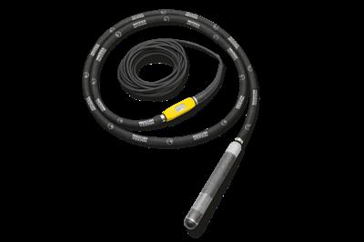 Высокочастотный погружной вибратор IREN 45 10м Wacker Neuson 5000008512 - фото 4624