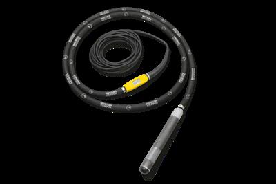 Высокочастотный погружной вибратор IREN 58 10м Wacker Neuson 5000008506 - фото 4634
