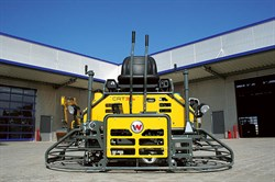 Затирочная машина CRT 36-26A Wacker Neuson 5000621002 - фото 4941