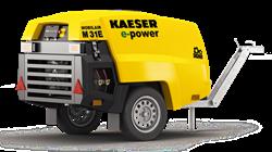 Электрический компрессор M31E Kaeser Kompressoren - фото 6510