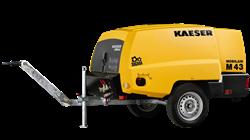 Дизельный компрессор M43 Kaeser Kompressoren - фото 6512