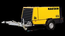 Дизельный компрессор M122 Kaeser Kompressoren - фото 6536