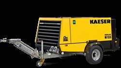 Дизельный компрессор M123 Kaeser Kompressoren - фото 6538