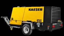 Дизельный компрессор M200 Kaeser Kompressoren - фото 6548