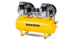 Поршневой компрессор KCCD 130-100 Kaeser Kompressoren - фото 6795