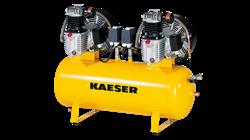 Поршневой компрессор KCD 350-100 Kaeser Kompressoren - фото 6797