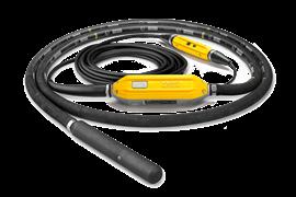 Высокочастотный погружной вибратор IRFU 65 Wacker Neuson 5000610104
