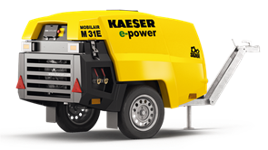 Электрический компрессор M31E Kaeser Kompressoren