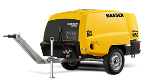 Дизельный компрессор M50 Kaeser Kompressoren