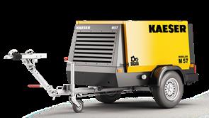 Дизельный компрессор M57 Kaeser Kompressoren