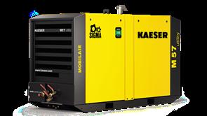 Дизельный компрессор M57 utility Kaeser Kompressoren