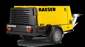 Дизельный компрессор M81 Kaeser Kompressoren