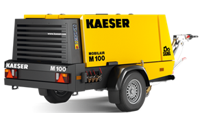 Дизельный компрессор M100 Kaeser Kompressoren