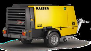 Дизельный компрессор M125 Kaeser Kompressoren
