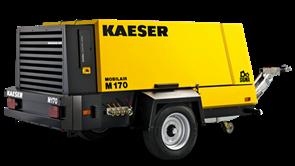 Дизельный компрессор M170 Kaeser Kompressoren