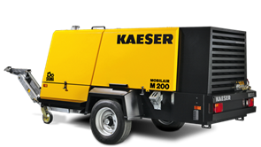 Дизельный компрессор M200 Kaeser Kompressoren