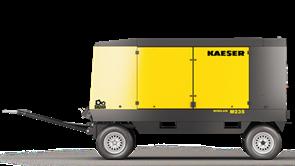 Дизельный компрессор M235 Kaeser Kompressoren