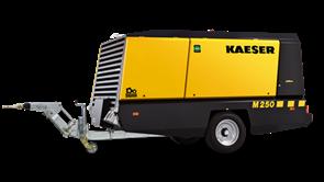 Дизельный компрессор M250 Kaeser Kompressoren