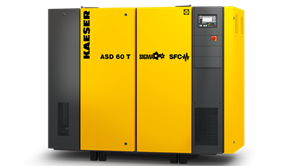 Компрессор ASD 60 T SFC Kaeser Kompressoren