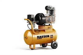 Поршневой компрессор CLASSIC 210/25 W Kaeser Kompressoren