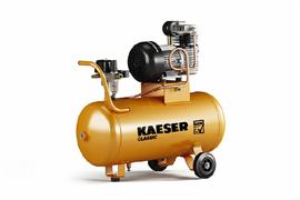 Поршневой компрессор CLASSIC 270/50 W Kaeser Kompressoren