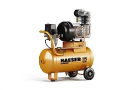 Поршневой компрессор CLASSIC 320/25 W Kaeser Kompressoren