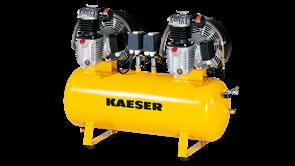 Поршневой компрессор KCD 350-100 Kaeser Kompressoren
